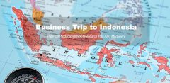 Business Trip for Indonesia Oil Industry